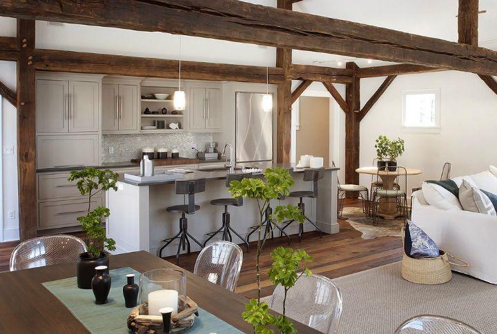 Beautiful Come Arredare Un Soggiorno Con Cucina A Vista Ideas ...
